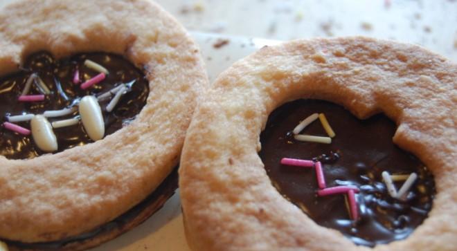 Halloween: terrific cookies with honey……….