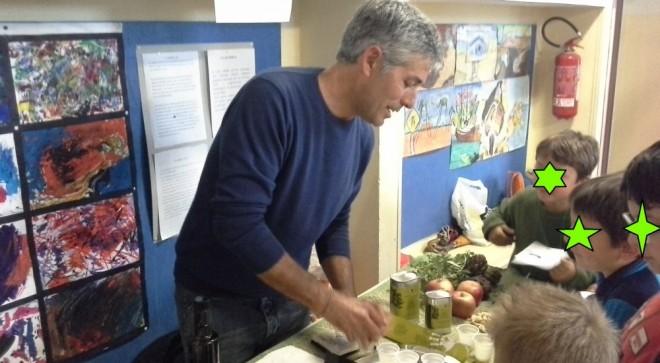 Saltapoggio al Food Revolution Day a Fiesole!!!